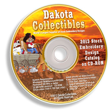 2012 Catalog on CD