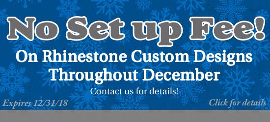 Custom Rhinestone Special