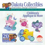 Children's Applique & More