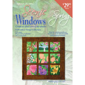 Spring Window Pane