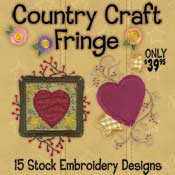 Country Craft Fringe