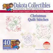 Christmas Quilt Stitch