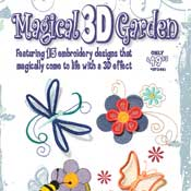 Magical 3d Garden