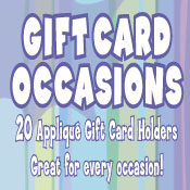 Gift Card Occasions