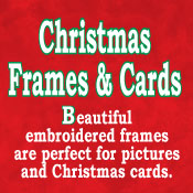 Christmas Frames & Cards (15 5x7)