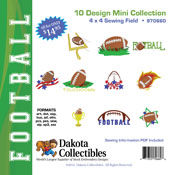 Football 4x4 Mini Collection