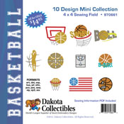 Basketball 4x4 Mini Collection