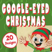 Google Eyed Christmas