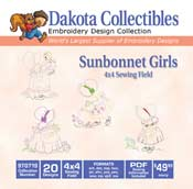 Sunbonnet Girls