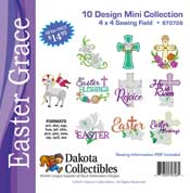 Easter Grace Mini Collection 4x4