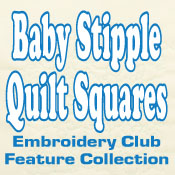 Baby Stipple Quilt Club