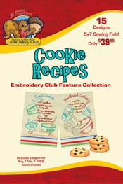 Cookie Recipes (5x7)